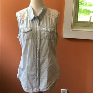 Cumberland Outfitters cotton top